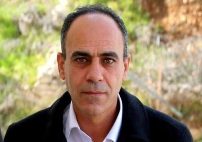 الخليل: وقفة تنديدا باعتقال أمين سر إقليم حركة فتح هاني جعارة