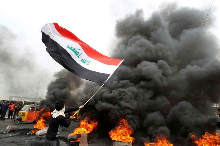 العراق: سيارات مدنية تطلق النار على متظاهرين في بغداد