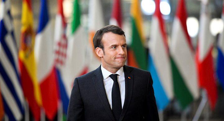 """الرئيس الفرنسي: لا يمكن استخدام المحرقة لـ""""تبرير"""" الكراهية"""