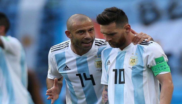 ماسكيرانو: ميسي يمكنه العودة إلى الدوري الأرجنتيني في المستقبل