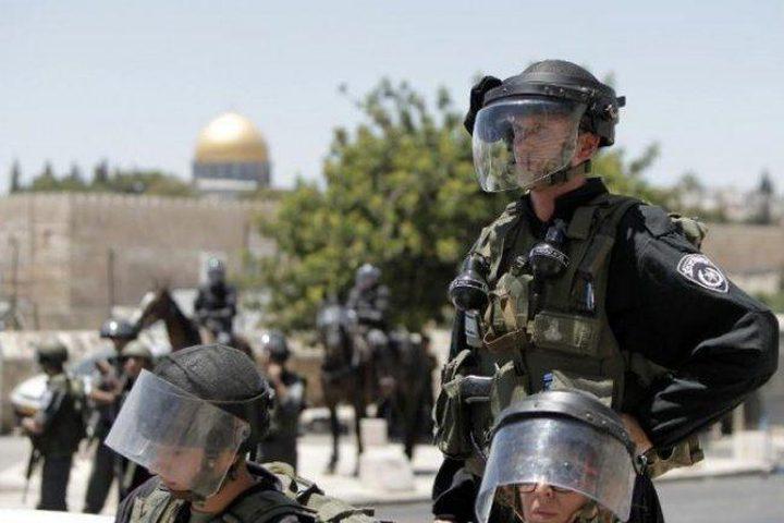 قوات الاحتلال تتخوف من مواجهات في الأقصى