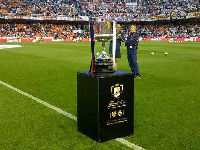 الإعلان عن نتائج قرعة دور 16 من كأس ملك اسبانيا