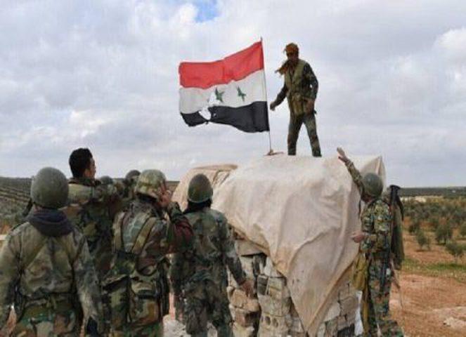 لافروف: الجيش السوري استعاد معظم المناطق الحدودية