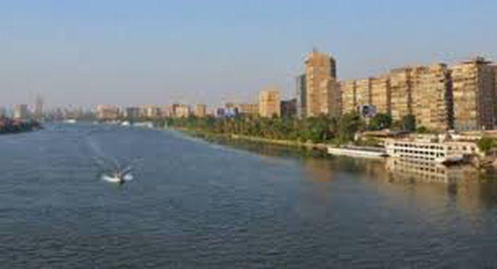 مصر تنفي انخفاض منسوب نهر النيل