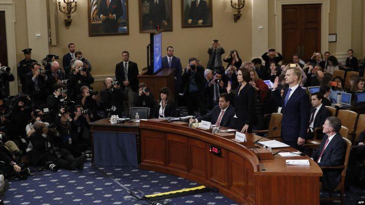 محامو الرئيس ترامب يترافعون ضد العزل في مجلس الشيوخ