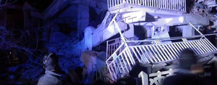 زلزال جديد بقوة (5.1) يضرب شرقي تركيا