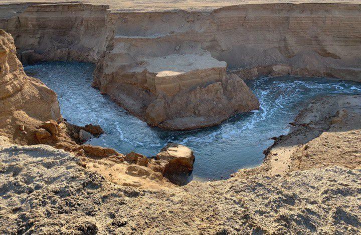 الإعلام العبري : الاحتلال يعتبر النهر السري منطقة عسكرية مغلقة