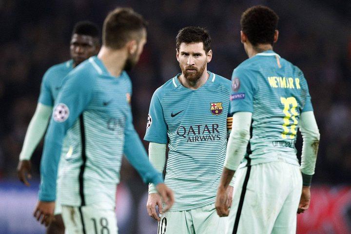 كيكي يستقبل أول هزيمة في مشواره الجديد مع برشلونة