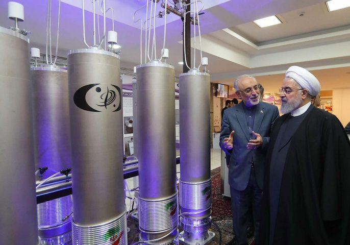 إيران: قادرون على تخصيب اليورانيوم بأي نسبة