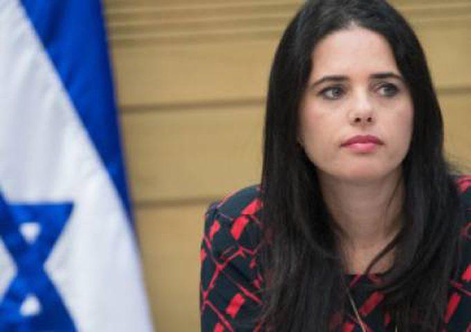 شاكيد: لن نسمح بإقامة دولة فلسطين والاعتراف بها