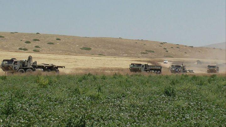 التميمي يكشف أهداف الاحتلال في السيطرة على الأغوار