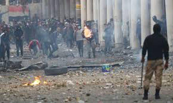 العراق: مقتل 3أشخاص وجرح 32 خلال احتجاجات في محافظة ذي قار