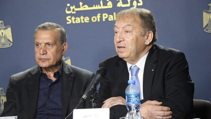 العسيلي يبحث الوضع الاقتصادي والتجاري لمحافظة القدس