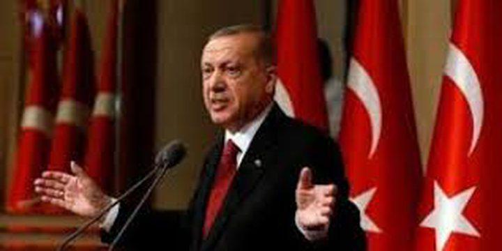 أردوغان: يجبالتحركلحل الأزمة الليبية
