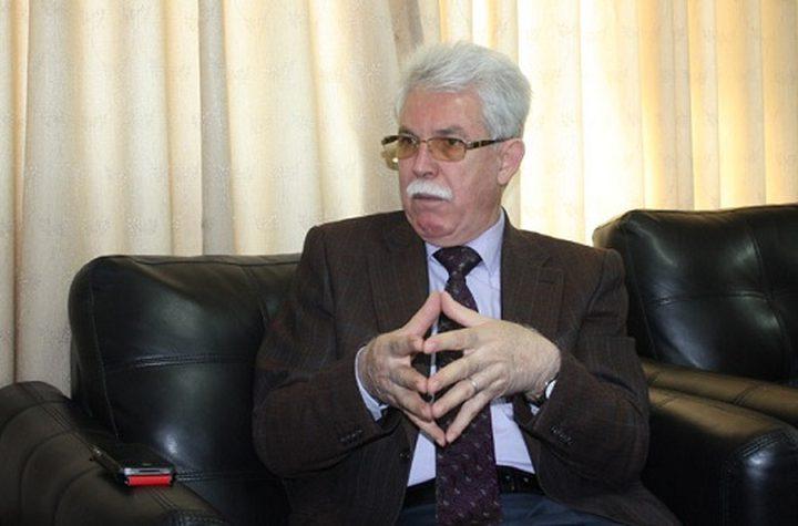 محيسن: يجب تطبيق مبادرة السلام العربية