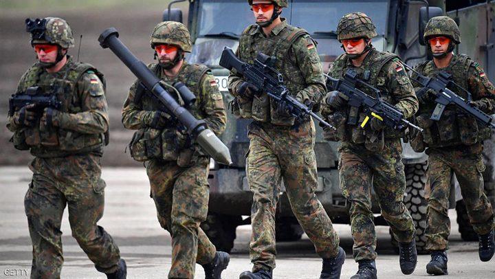 الجيش الألماني يعلن استأنف تدريب المقاتلين الأكراد شمالي العراق