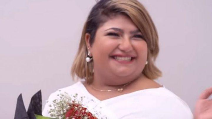 وفاة الفنانة الشابة دانة الحيدر بعد صراعها مع المرض