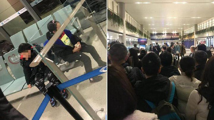 الصين.. والدان يتخليان عن طفليهما بسبب فيروس كورونا
