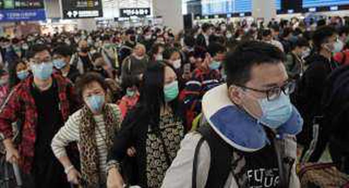 إيقافالرحلات السياحية الفرنسية المتجهه إلى الصين