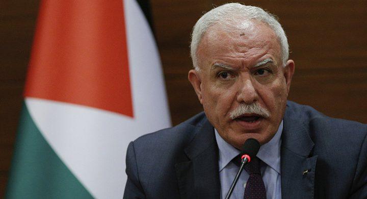 المالكي: سيتم اتخاذ إجراءات فور إعلان صفقة القرن