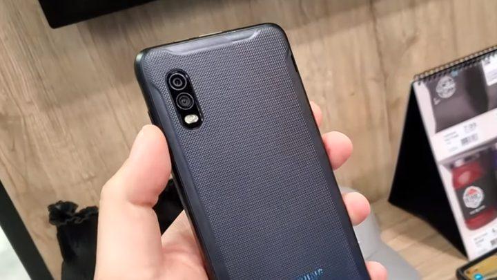 سامسونغ تكشف عن هاتفها المصفح الجديد