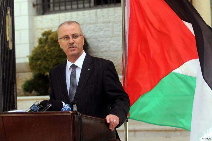 الحمد الله:سنستمر مغروسين بهذه الأرض متمسكين بحقنا في الاستقلال