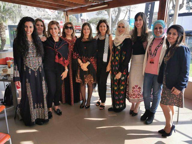 جرار تقدم أوراق اعتمادها سفيرة لدولة فلسطين في جنوب افريقيا