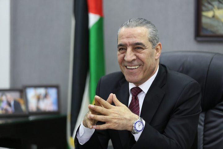 الشيخ: وفد قيادي فلسطيني سيتوجه إلى غزة لمتابعة المصالحة