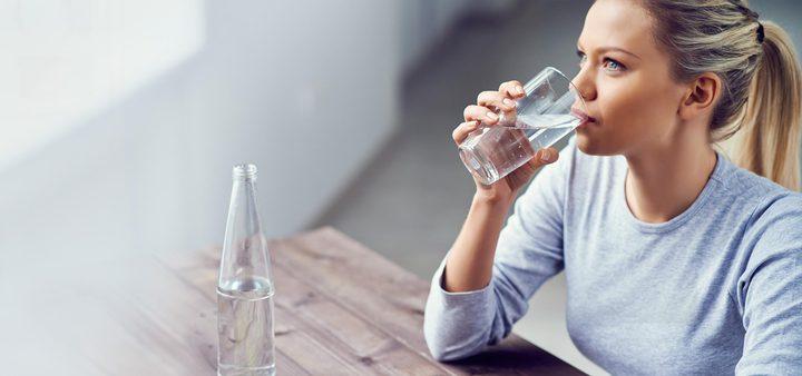 تعرفوا على الشروط الصحية لتناول الماء
