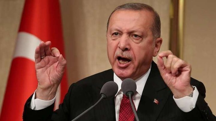 أردوغان: صبرنا بدء ينفذ منروسيا
