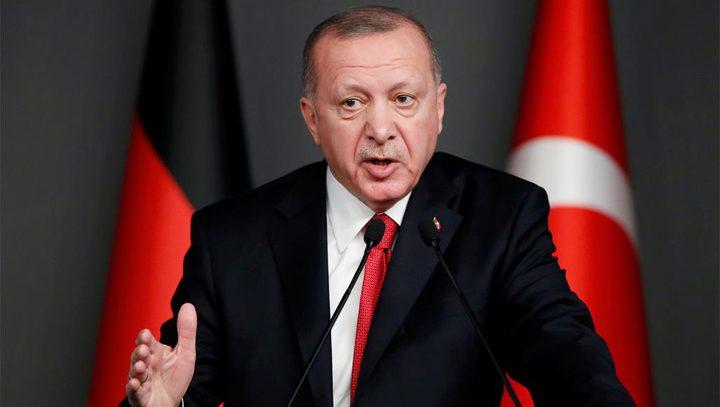 """أردوغان: """"صفقة القرن"""" غير مقبولة على الإطلاق"""