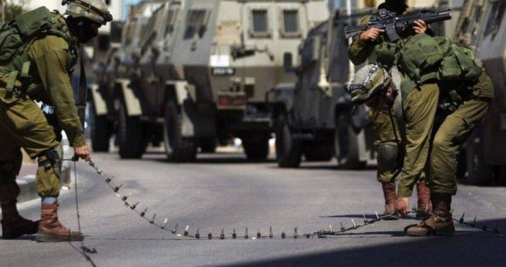 قوات الاحتلال تشدد إجراءاتها العسكرية في الأغوار