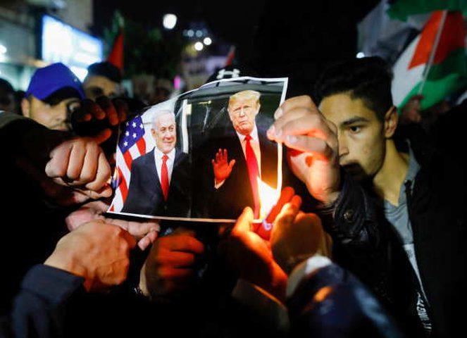 """تواصل ردود الفعل العربية والدولية المنددة """"بصفقة القرن"""""""
