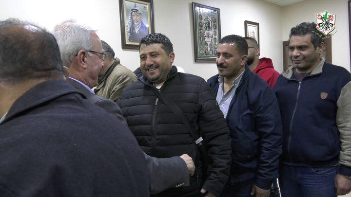"""الاحتلال يبعد القيادي بفتح """"المطور""""عن المسجد الأقصى"""