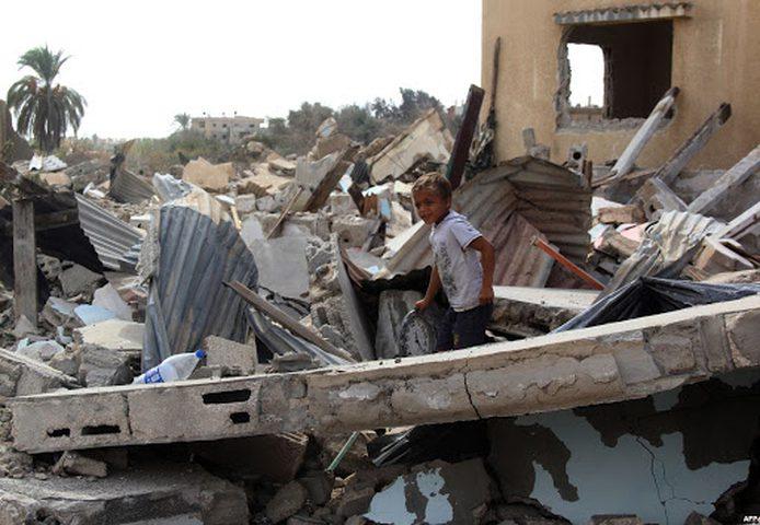 الاحتلال يجبر مواطنا على هدم مسكنهفي أبو ديس