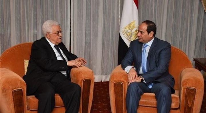 قمة فلسطينية مصرية تعقد صباح اليوم في القاهرة
