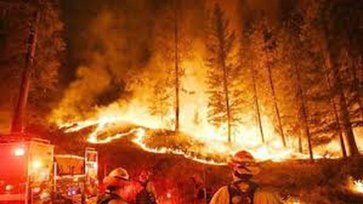 أستراليا:حالة تأهب بسبب الحرائق في العاصمة