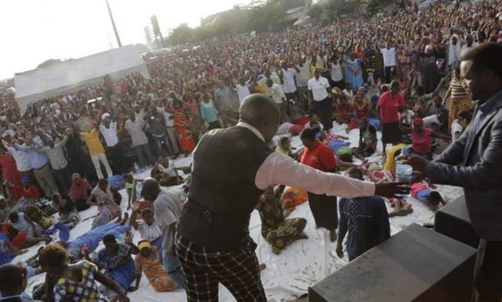 مقتل 20 شخصاً خلال تدافع بقداس في تنزانيا