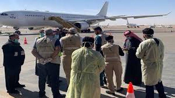 عودة 10 طلاب سعوديين إلى وطنهم من ووهان الصينية