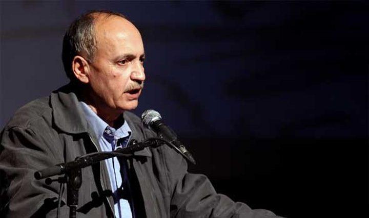 """أبو يوسف: سنتخلص من كافة الاتفاقيات مع الاحتلال بما فيها """"أوسلو"""""""
