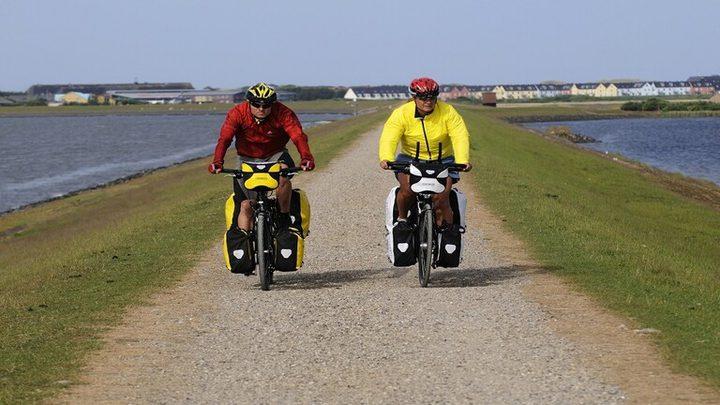 ركوب الدراجات الهوائية يطيل العمر