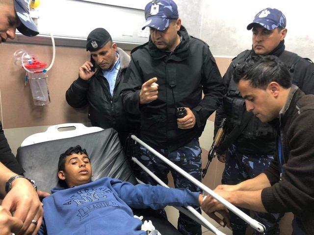 العثور على الطفل محمود البيطار في مدينة رام الله