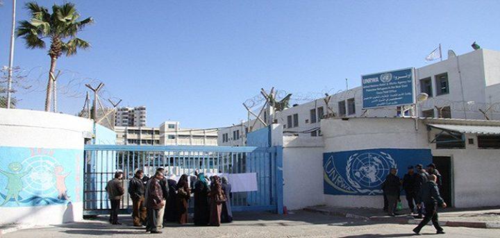 """""""الأونروا"""": 149 مليون دولار حاجة تغطية عمليات الوكالة في الأردن"""