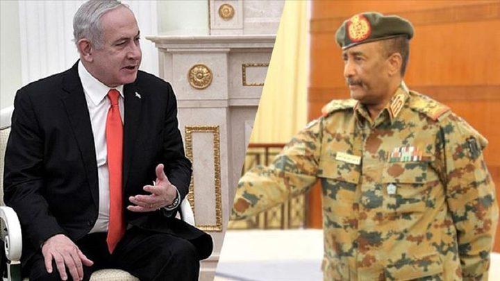 قيادي سوداني:لقاء البرهان ونتنياهو لا يمثل أحد ومرفوض جملة وتفصيل