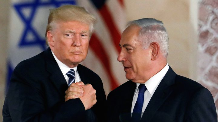 """""""هارتس"""": نتنياهو طالب ترامب بنقل منطقة المثلث للسيطرة الفلسطينية"""
