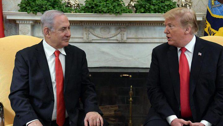 """استطلاع: الاسرائيليين يرون""""صفقة القرن""""تدخل أميركي بالانتخابات"""