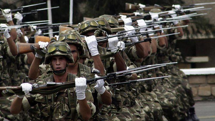 الجيش الجزائري الـ 28 عالميا والثالث عربيا