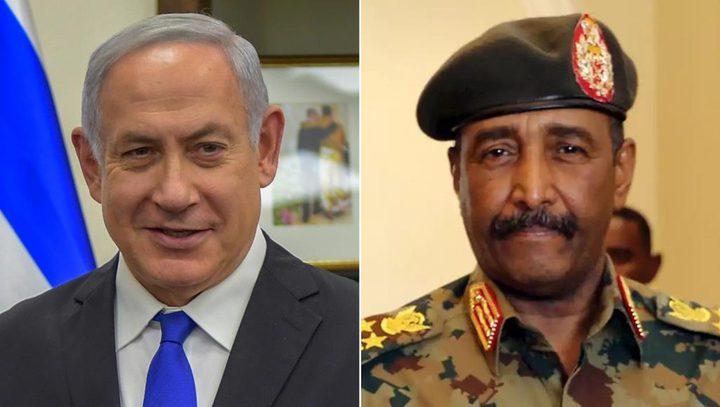 """""""إسرائيل"""" تحصل على إذن بدخول الأجواء السودانية"""