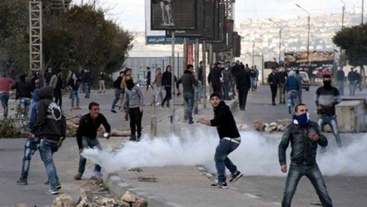 الاحتلال يعتدي على طلبة تقوع شرق بيت لحم