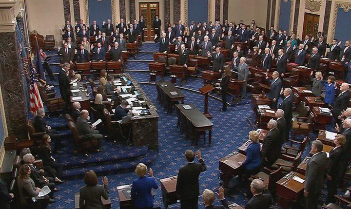 مجلس الشيوخ يبرئ ترامب
